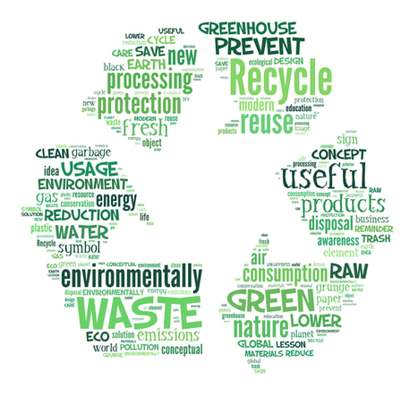 CHANGE | LDP Goes Green with New Organization Recycling Plan | Recycling: Does It Really Matter? | Scoop.it