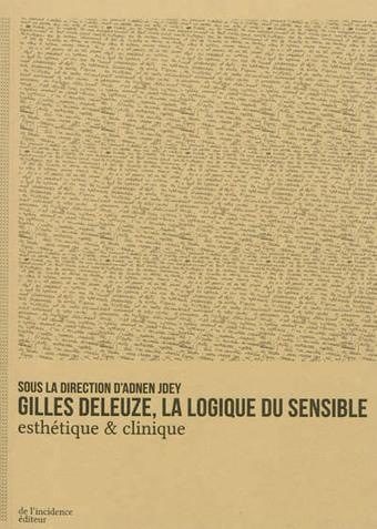 Gilles Deleuze, logique du sensible | Radio Grenouille | Gilles Deleuze | Scoop.it
