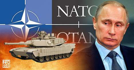 "Putin Signs Document Declaring NATO a ""Threat to the National Security"" of Russia 