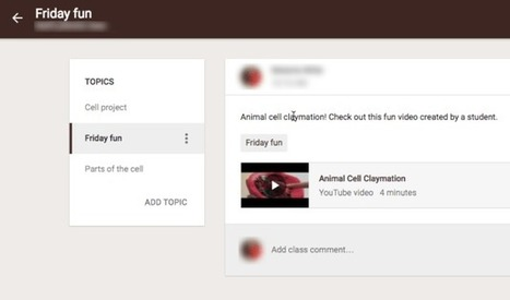 10 Google Classroom time savers for teachers | Tech Time 833 | Scoop.it