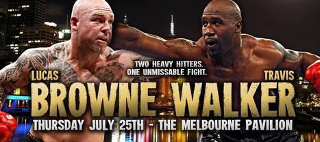 Free@Lucas Browne vs Travis Walker Live Sopcast heavyweights PPV Fight Online Video Streaming HD TV | Facebook | livesportstv | Scoop.it