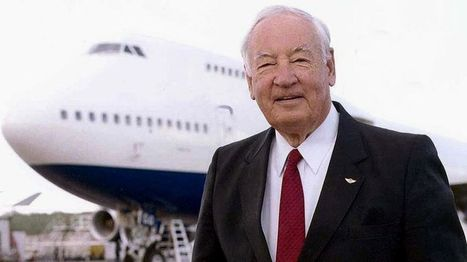 Joe Sutter, 'Father of the Boeing 747', dies - BBC News | Aviation & Airliners | Scoop.it