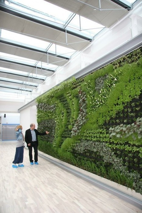 Architecturally Speaking | Vertical Farm - Food Factory | Scoop.it