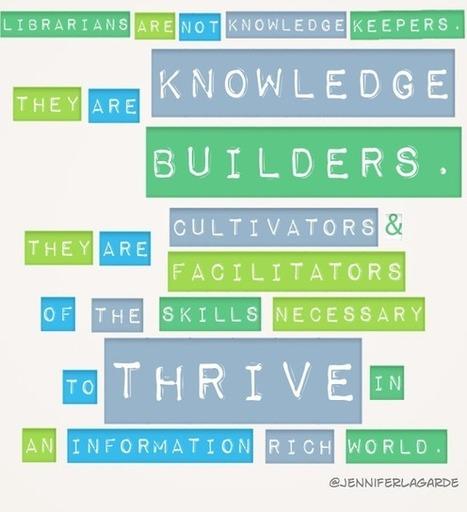 The Adventures of Library Girl | 21st Century School Librarian | Scoop.it