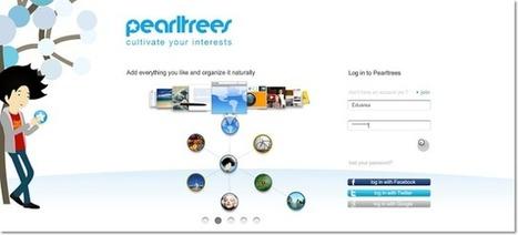 Blog de Eduardo: ¿Qué es Pearltrees?: Herramienta de Curación Visual | Content Curator Tools | Scoop.it