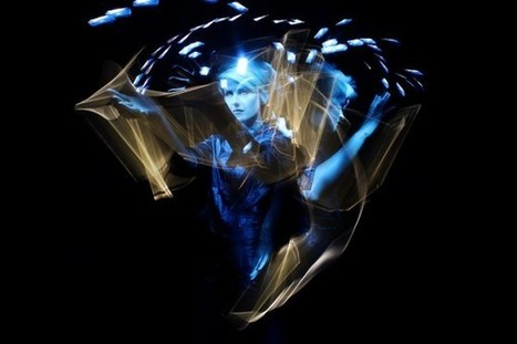 You! Be Inspired! — Not Your Ordinary Light Painting Photography | Awesome Photography Inspiration | Scoop.it