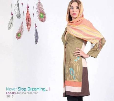 Loo-D Women Most Beautiful Autumn Collection 2013   Fashion Website   Scoop.it