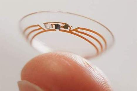 Après les lunettes, Google teste les lentilles | Médicaments et E-santé | Scoop.it