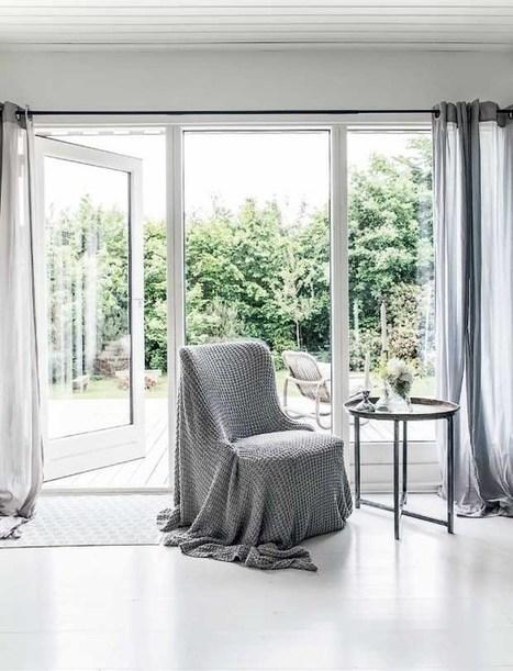 Une douce maison d'été au Danemark | PLANETE DECO a homes world | décoration interieure | Scoop.it