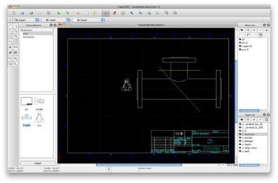 LibreCAD is a free Open Source CAD application for Windows, Apple and Linux. | Time to Learn | Scoop.it