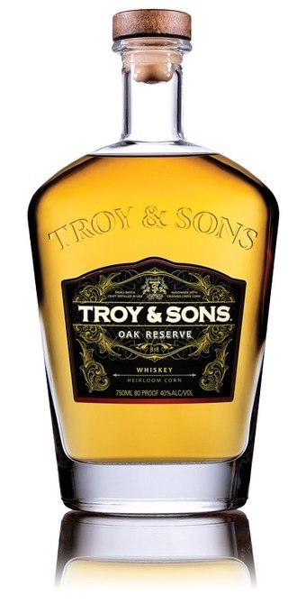 Review: Troy & Sons Platinum, Oak Reserve, and Blonde Whiskey - Drinkhacker | WhiskyPlus | Scoop.it