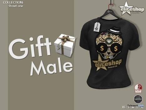T-Shirt For Men Gift by eliteshop | Teleport Hub - Second Life Freebies | Second Life Freebies | Scoop.it