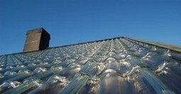 Des tuiles qui captent l'énergie solaire | IMMOBILIER 2015 | Scoop.it