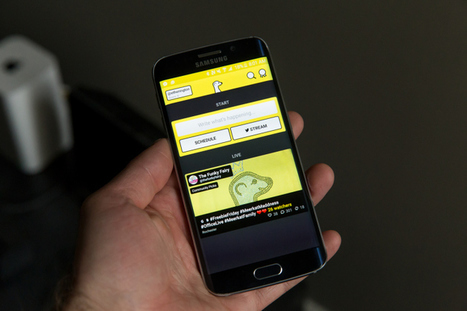Meerkat Launches Its Android App To All | MarketingHits | Scoop.it