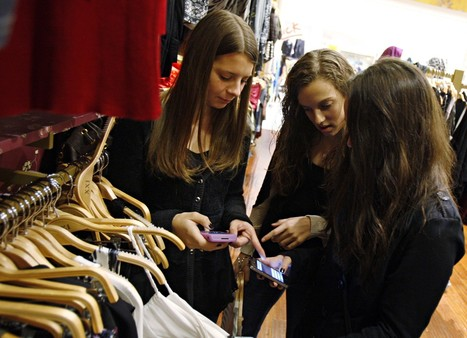 Disclosure sought from retailers who track consumers via mobile phones | Mobile Stuff | Scoop.it