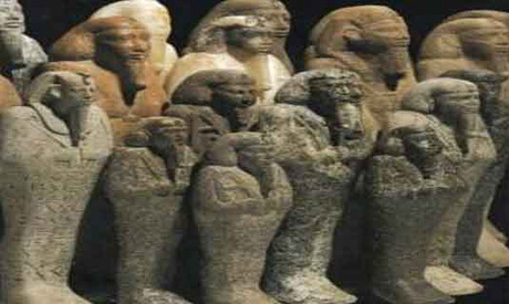 Egyptology News(2012) - Police recover pharaonic artefacts stolen in wake of revolution | Ancient Egypt and Nubia | Scoop.it