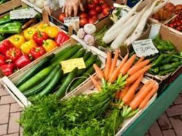 Build an efficient supply chain between farmers and markets. - Economic Times   Collaborative Logistics   Scoop.it