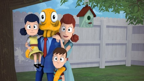 Octodad: Dadliest Catch is full of laughs and enjoyment - Techday NZ | Games | Scoop.it