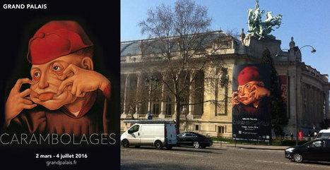 Carambolages au Grand Palais : l'exposition qui ouvre les yeux et réveille les neurones | Bouche à Oreille | Scoop.it