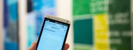 Smartphone as Museum Guide   xamoom CMS   QR Code - NFC Marketing   Scoop.it