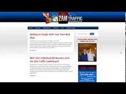 Empower Network Vs. 2am Traffic Blogging System   Online Marketing   Scoop.it