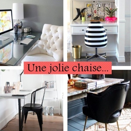 le bureau la maison une place au sole. Black Bedroom Furniture Sets. Home Design Ideas