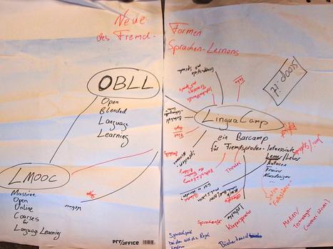 DE: LMOOC und Linguacamp als Bausteine eines OBLL | OBLL - Open Blended Language Learning | Scoop.it