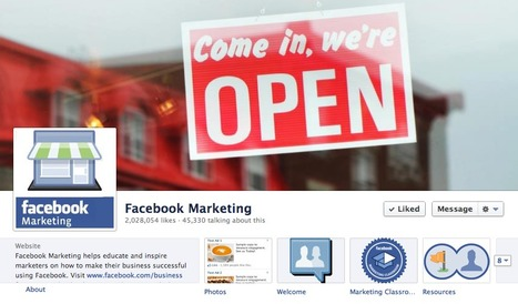 5 Facebook Pages That Will Keep You Up-To-Date on Facebook's Ever-Changing Platform | SMB Social Media Monitor | Scoop.it