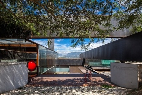 Algarrobos House by Daniel Moreno Flores | Home Adore | Architecture Interior Design Good to Go! | Scoop.it