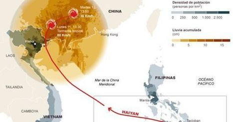 La ONU vincula el ciclón Haiyan con el cambio climático | Noticias CTM (tercera evaluación) | Scoop.it