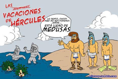 Lenguas Clásicas en el Severo Ochoa: Sonrisas (y Lágrimas) | AURIGA | Scoop.it