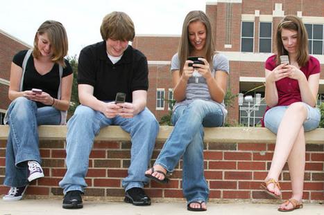 Teachers Leverage Digital Tools to Improve Teens' Writing | Social Networking Case Studies | Scoop.it