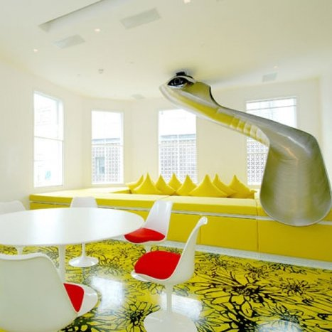The 5 most insane homes with built-in slides | Architecture | Scoop.it