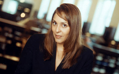 """Poet Laureate Natasha Trethwey talks about her first year, her reappointment, and her new partnership with 'NewsHour'   EW.com   Buffy Hamilton's Unquiet Commonplace """"Book""""   Scoop.it"""