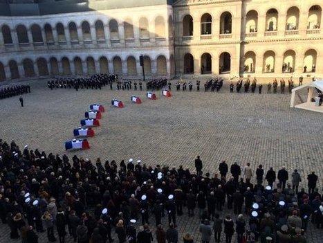 Vidéo | Hommage aux 9 militaires français tués en Espagne, la France en deuil - AllôLesPompiers | Les Sapeurs-Pompiers ! | Scoop.it