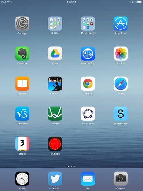 Math Hombre: What's on My iPad - Summer 14 Edition | Great Things I Found On Twitter | Scoop.it