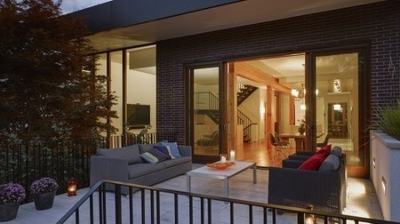LGA weaves sustainability into fabric of modern Toronto home | Stu Robarts | GizMag.com | @The Convergence of ICT & Distributed Renewable Energy | Scoop.it