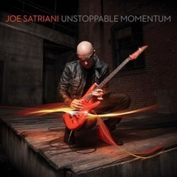 Joe Satriani Releases Details, Artwork for New Album, 'Unstoppable Momentum' | Tune Town Talk | Scoop.it