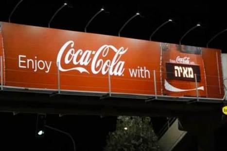 Coke utilise le geofencing pour publier les prénoms de ses clients sur des billboards ! | Hyperlieu, le lieu comme interface à l'écosystème ambiant | Scoop.it
