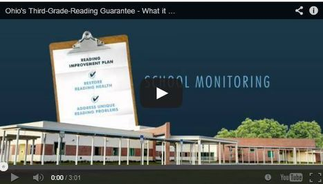 Third Grade Reading Guarantee | Ohio Department of Education | Resources to Support the Third Grade Guarantee | Scoop.it