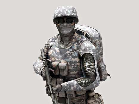 The Future Of War   Post-Sapiens, les êtres technologiques   Scoop.it