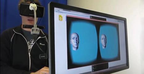 Oculus Rift : un mod en chantier pour répliquer vos expressions faciales | Veille technologique et juridique BTS SIO | Scoop.it