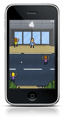 Phone Story - iPhone game by Molleindustria | networked media | Scoop.it