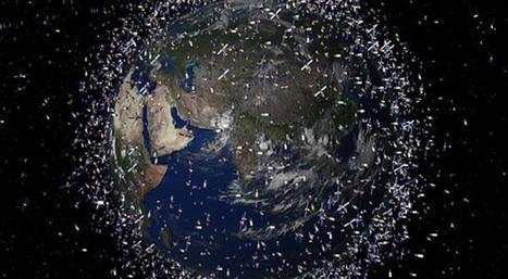 Comment nettoyer l'espace?   Space matters   Scoop.it