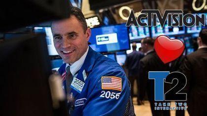 Take-Two (GTA) : la rumeur du rachat par Activision fait grimper les actions | Pige jeu vidéo | Scoop.it