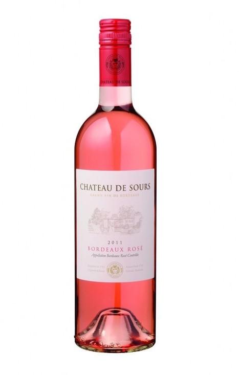 2011 Chateau de Sours Bordeaux Rose | Wine Blog - Bon Coeur Fine Wines | Planet Bordeaux - The Heart & Soul of Bordeaux | Scoop.it