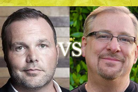 Rick Warren Challenges Mark Driscoll to Celebrity Boxing Match | Maximizing Meaning In Life | Scoop.it