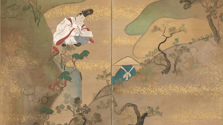 Art Review: A Cascade of Petals From the Met's Japanese Collection | The New York Times | Kiosque du monde : Asie | Scoop.it