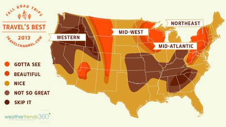 Fall Foliage Map : Fall : Travel Channel | Tom Cruise Edge of Tomorrow movie review | Scoop.it