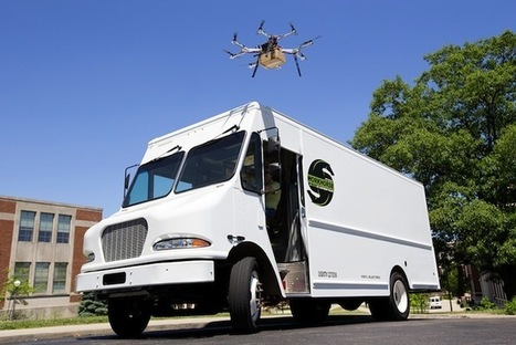 The Way to Make Delivery Drones Work Is Using...Trucks? - IEEE Spectrum | Rise of the Drones | Scoop.it